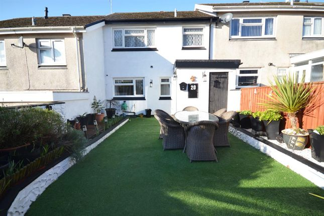 3 bed terraced house for sale in Devon Drive, Pembroke SA71