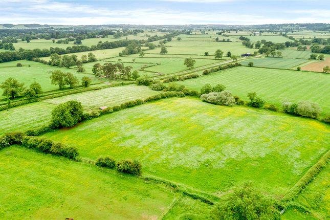 Thumbnail Land for sale in Foxton Road, Lubenham, Market Harborough, Leicestershire