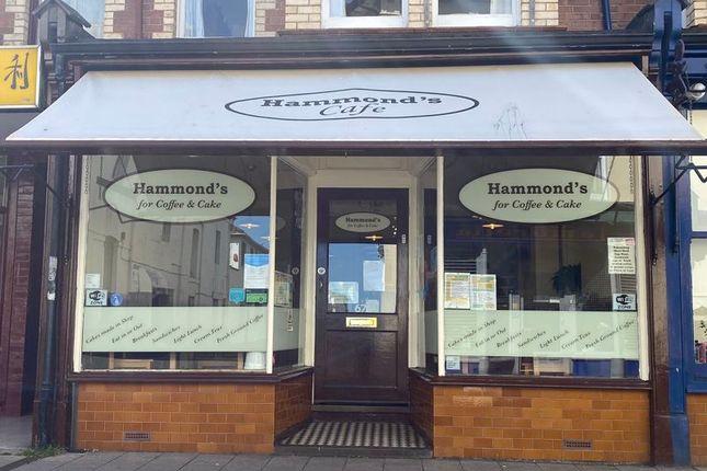 Thumbnail Restaurant/cafe for sale in Winner Street, Paignton