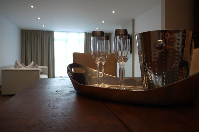 Thumbnail Flat to rent in Fox Street, Leicester
