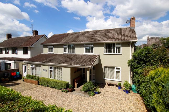 Thumbnail Detached house for sale in Hawthorne Lane, Brecon