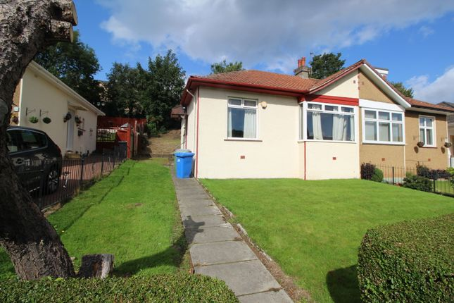 Thumbnail Semi-detached bungalow for sale in 395 Kingsbridge Drive, Rutherglen, Glasgow