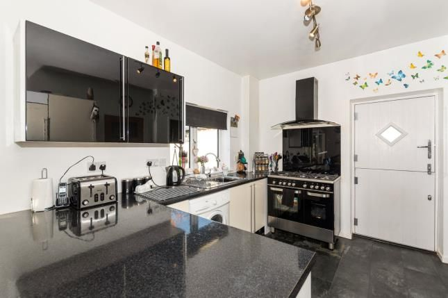Kitchen of Mill Lane, Newton-Le-Willows, Merseyside WA12