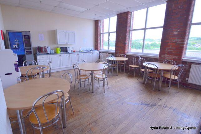 Canteen of Queensway, Rochdale OL11