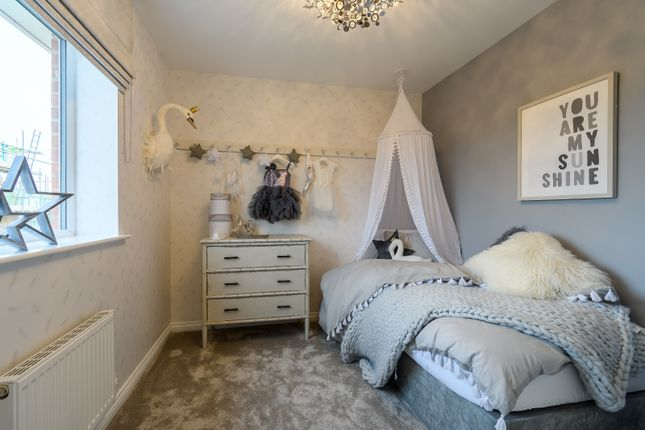 """Thumbnail Detached house for sale in """"Plot 109 - The Nidderdale"""" at Station Road, Carlton, Goole"""