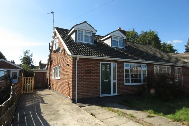 Thumbnail Bungalow to rent in The Old Orchard, Fulford, York