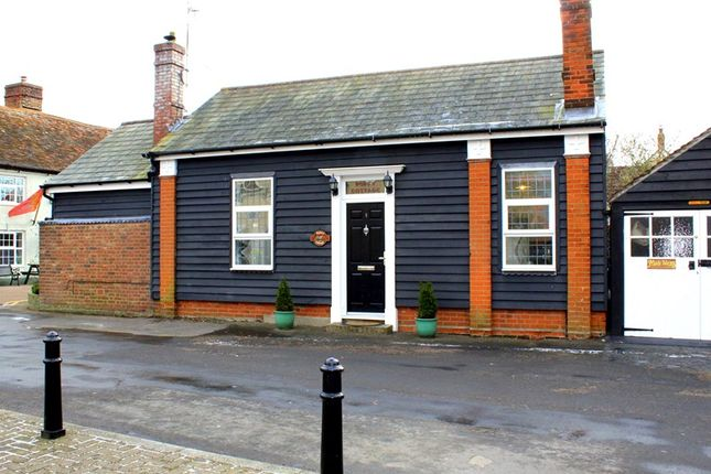 Thumbnail Detached bungalow for sale in Queen Street, Great Oakley, Harwich