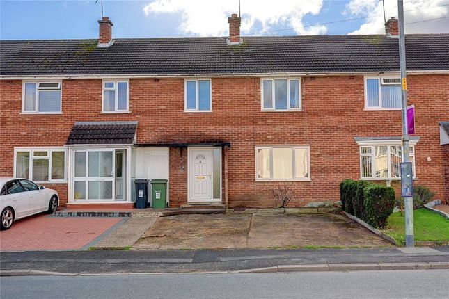 3 bed terraced house for sale in Langdale Drive, Worcester WR4