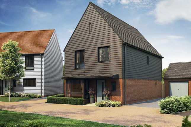 Thumbnail Detached house for sale in Halstead Lanes, Kings Road, West End, Woking, Surrey