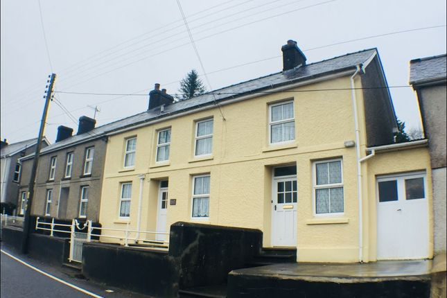 Thumbnail Semi-detached house to rent in Alltyblaca, Llanybydder