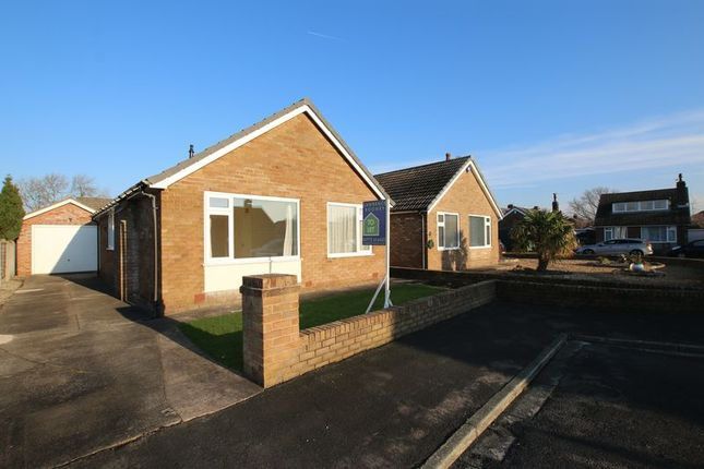 Thumbnail Detached bungalow to rent in Southfield Drive, New Longton, Preston