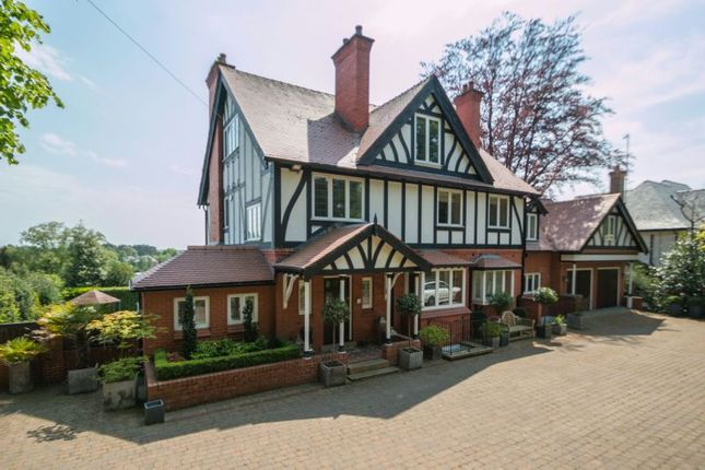 Thumbnail Detached house for sale in Langham Road, Bowdon, Altrincham