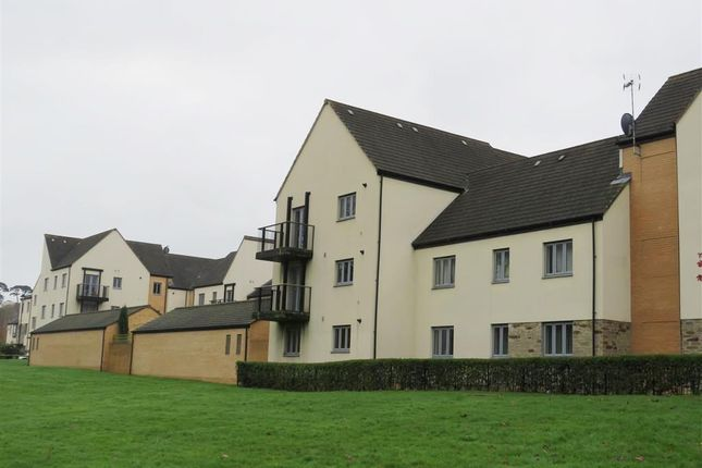 Thumbnail Flat for sale in Orleigh Cross, Newton Abbot
