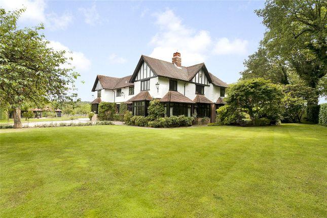 Thumbnail Detached house for sale in Blackhouse Road, Colgate, Horsham, West Sussex