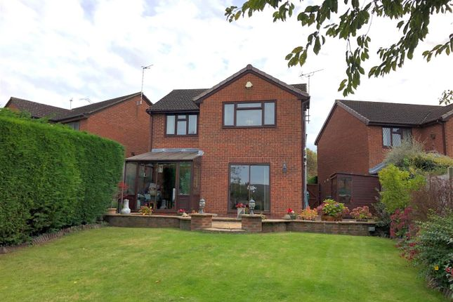 Thumbnail Detached house for sale in Podsmead Place, Linden, Gloucester