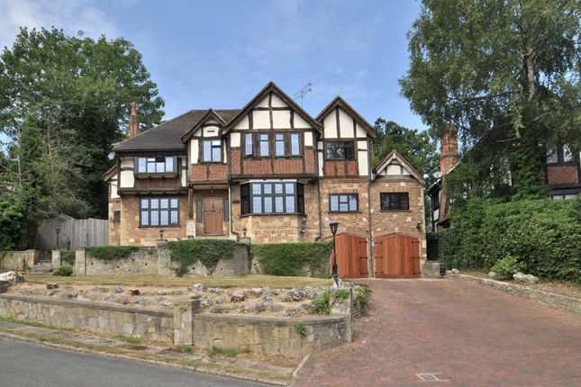 Thumbnail Detached house for sale in Priory Close, Chislehurst, Kent