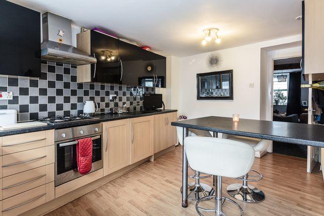 Thumbnail End terrace house for sale in Glaslyn Street, Porthmadog