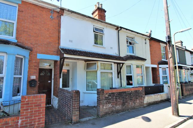End terrace house for sale in Norman Road, Gosport