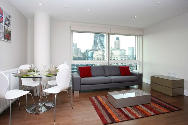 Thumbnail Flat for sale in Crawford Building, London
