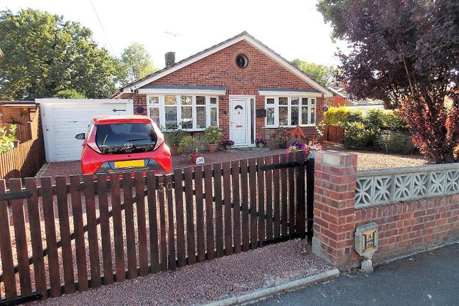 Detached bungalow for sale in Tennyson Avenue, Cliffe Woods