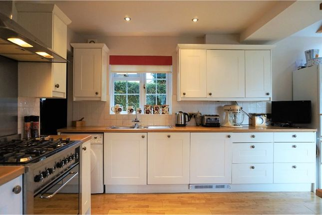 Thumbnail Detached house for sale in Ratton, Eastbourne