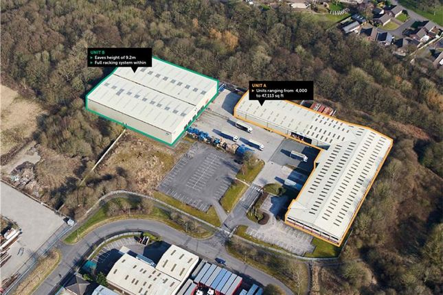 Thumbnail Warehouse to let in Spectrum 23 Business Park, Sankey Valley Industial Estate, Junction Lane, Newton-Le-Willows, Merseyside, UK