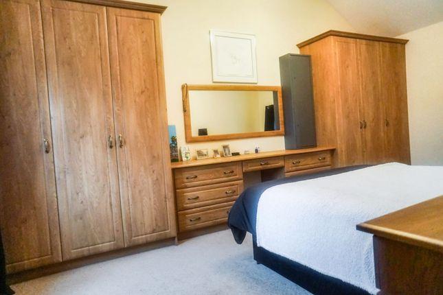 Master Bedroom of Winghouse Lane, Tittensor, Stoke-On-Trent ST12