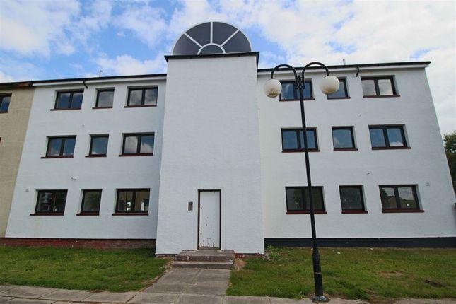 Thumbnail Flat to rent in 23 Kildonan Court, Newmains, Wishaw