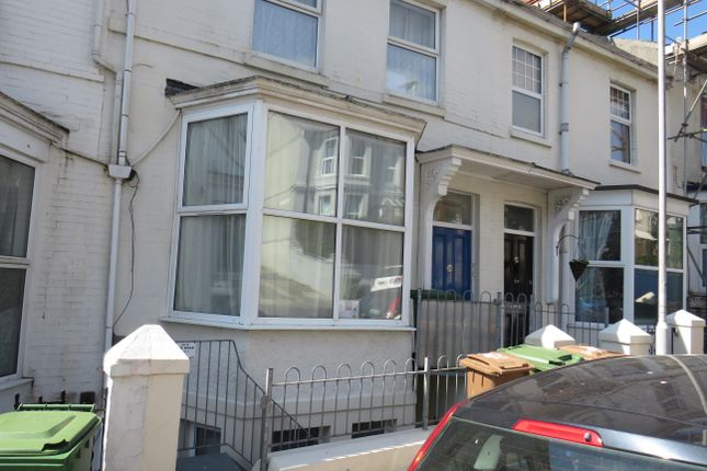 Thumbnail Flat to rent in Elm Road, Mannamead, Plymouth