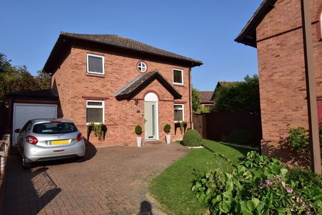3 bed detached house for sale in Houghton Court, Great Holm, Milton Keynes MK8