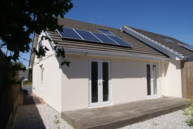 Thumbnail Bungalow for sale in Palm Drive, St Merryn Holiday Park