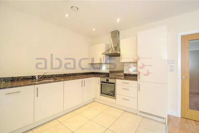 Thumbnail Flat for sale in Newman Close, Willesden