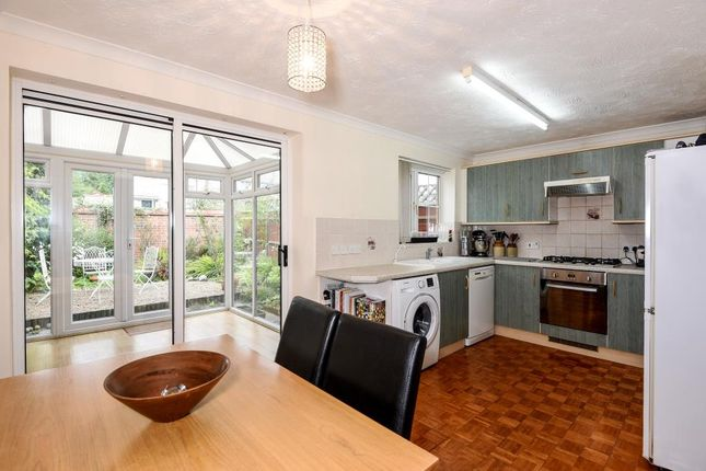 Thumbnail Semi-detached house for sale in North Farm Close, Lambourn
