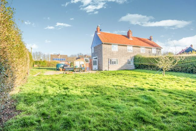 Thumbnail Land for sale in Sutton Crescent, Freethorpe, Norwich