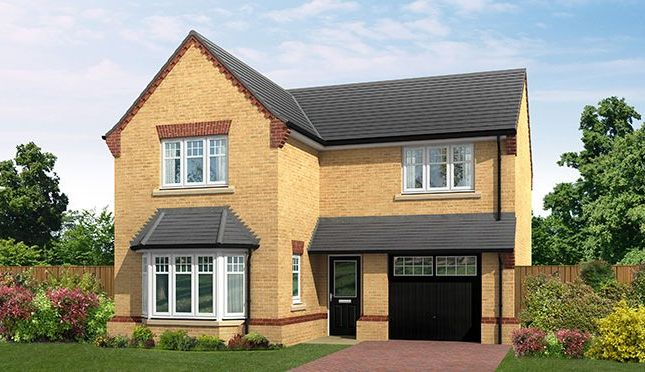 "Thumbnail Detached house for sale in ""The Settle"" at Edenbrook Vale, Park Road, Pontefract"