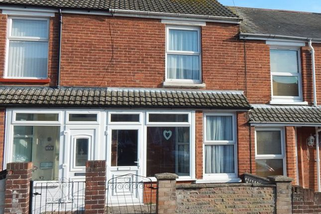 Thumbnail Terraced house to rent in Birch Avenue, Dovercourt