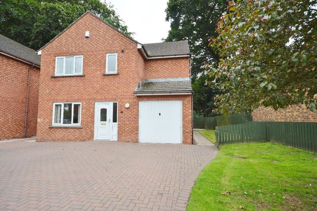 Thumbnail Detached house to rent in Millerstone Rise, Kirkby Thore, Penrith