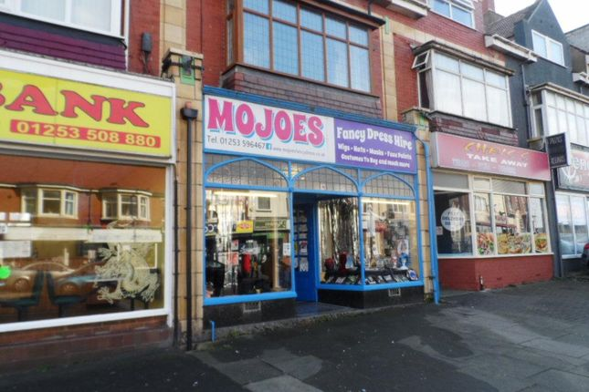 Retail premises for sale in Red Bank Road, Blackpool
