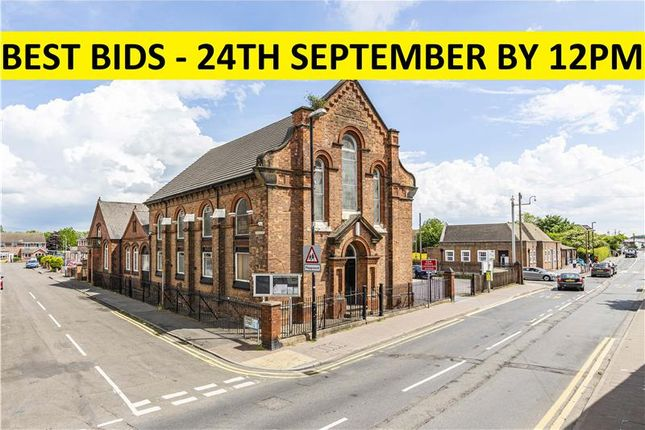 Thumbnail Land for sale in Former Netherfield Methodist Church, 139A Victoria Road, Netherfield, Nottingham