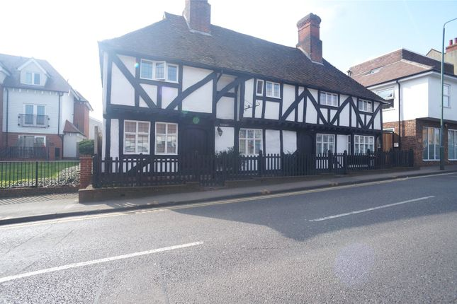 Thumbnail Semi-detached house to rent in Foots Cray High Street, Sidcup