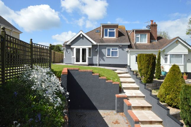 Thumbnail Semi-detached bungalow for sale in Dairy Hill, Shiphay, Torquay