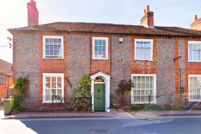 Detached house for sale in Winchester Street, Botley, Southampton