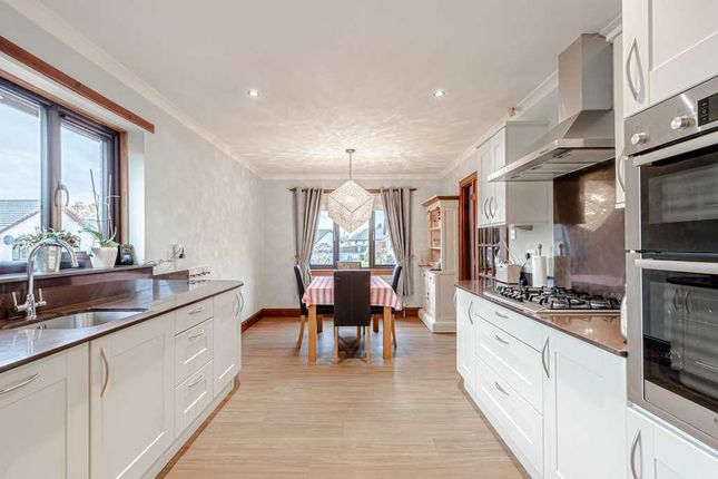Dining Area of North Green Drive, Airth, Falkirk FK2
