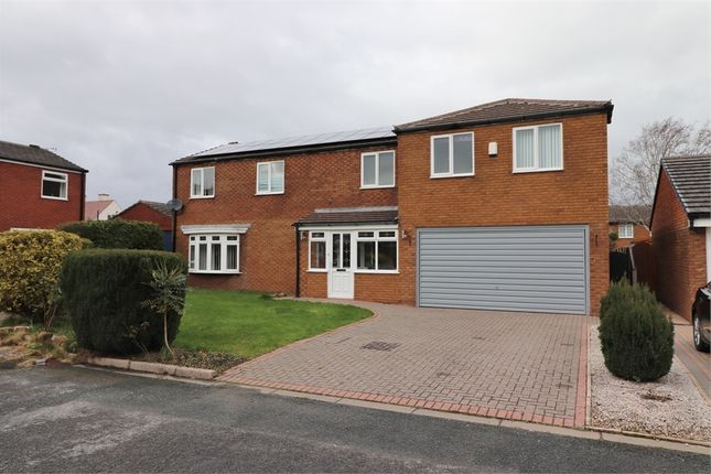 Thumbnail Detached house for sale in Newfield Park, Kingstown, Carlisle, Cumbria