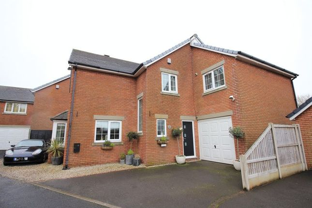 Thumbnail Detached house for sale in 7 Furlong Green, Thornton-Cleveleys, Lancs