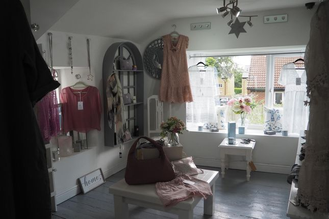 Thumbnail Retail premises for sale in Gifts & Cards S36, South Yorkshire