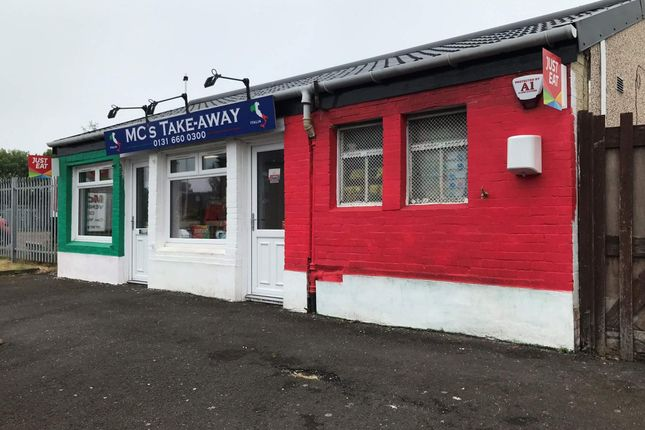 Thumbnail Commercial property for sale in Newbattle Road, Newtongrange, Dalkeith