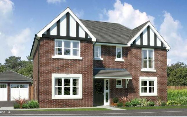 Thumbnail Detached house for sale in Sherbourne Avenue, Chester CH4, Chester,