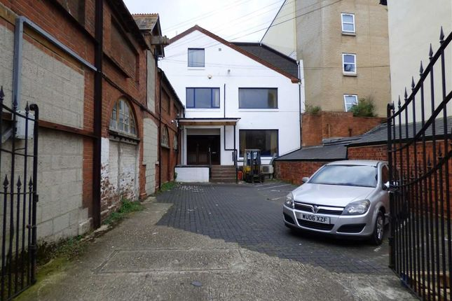 Thumbnail Commercial property for sale in St. Nicholas Street, Weymouth
