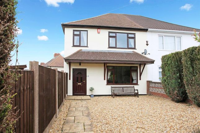 Thumbnail Semi-detached house for sale in Castle View, Red Lake, Telford